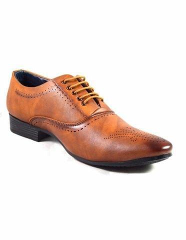 psta brown swiss shoe