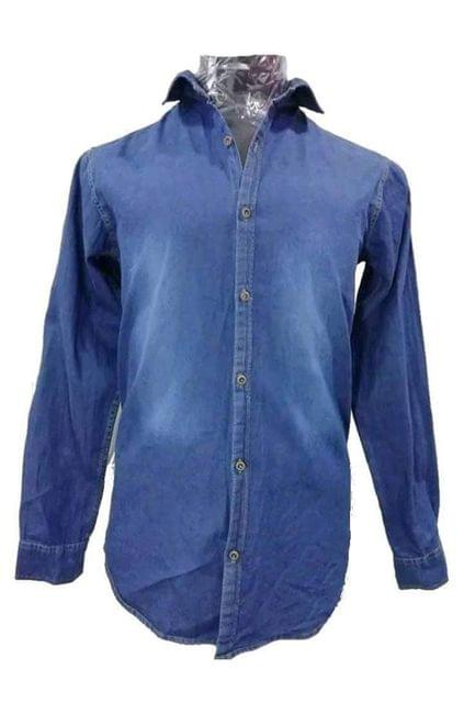 DENIM SHIRT MEN