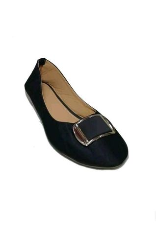 BLACK BELLY SHOE WOMEN