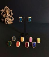 HabereIndia - Rajput Ring/Promise Ring/Bridal Ring/Small and Big Ring