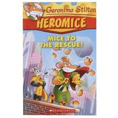 Mice To The Rescue Heromice