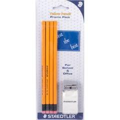 Staedtler Yellow Pencil Promo Pack