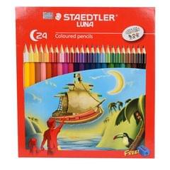 Staedtler Luna 24 Coloured  Pencil