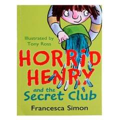 Horrid Henary And The Secret Club