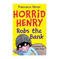 Horrid Henary  Robs The Bank