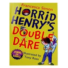 Horrid henary Double Dare