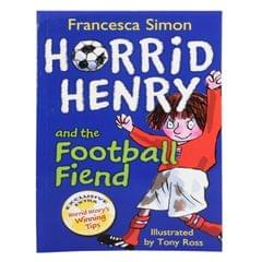 Horrid Henary And the Football Friend