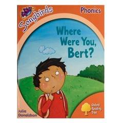 Where Were You Bert