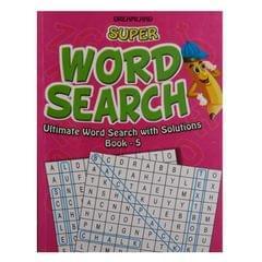 Super word search book-5