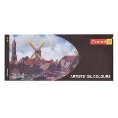 Camlin Artist Oil Colour Box 20 MLx12 Tubes