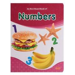 Numbers My best board books