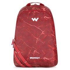 WC 1 Cracks Red