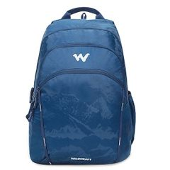 WC 2 Solid Navy Bag
