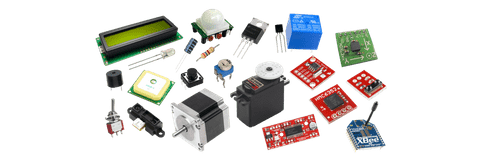 Sensors and Breakout Boards