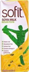 SOFIT SOYA MILK - KESAR PISTA - 200 ml