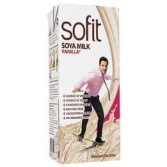 SOFIT SOYA MILK - VANILLA - 1 Litre