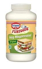 DR.OETKER FUNFOODS - VEG MAYONNAISE - 500 Gms