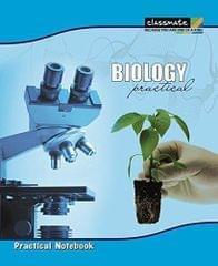 CLASSMATE - BIOLOGY - PRACTICAL NOTEBOOK - 100 PAGES