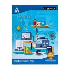 CLASSMATE - PHYSICS - PRACTICAL NOTEBOOK - 100 PAGES
