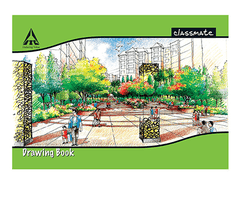 CLASSMATE - DRAWING BOOK - A3 SIZE - 40 PAGES
