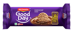 BRITANNIA - GOOD DAY CHOCOCHIP COOKIES- 120 Gms