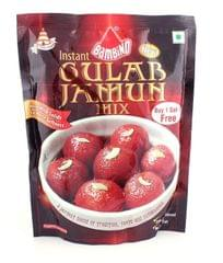 BAMBIND - INSTANT GULAB JAMUN MIX - 175 Gms