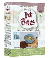 PRISTINE - 1st BITES - BABY CEREAL WITH MILK - RAGI - 300 Gms