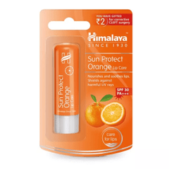 HIMALAYA - SUN PROTECT ORANGE LIP CARE - 4.5 Gms