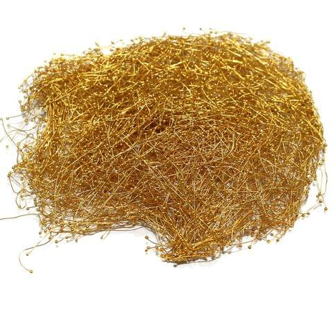 100 Gm. Jewellery Fuse Wire Golden 3 Inch