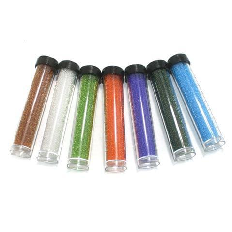 7 Colors Preciosa Seed Beads Combo MultiColor 11`0