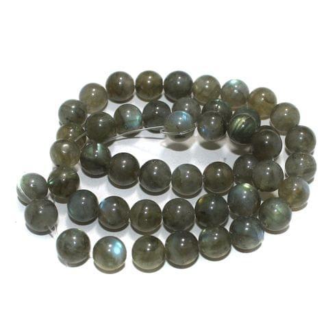 8mm Leaverite Gemstone Beads 1 String