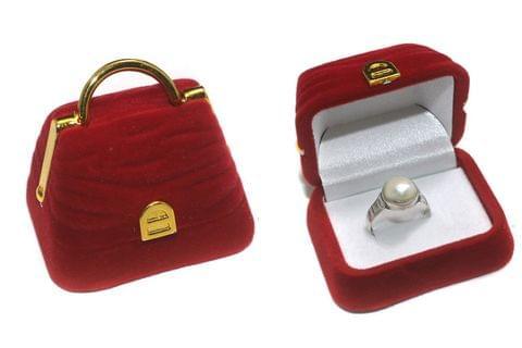 Clutch Fancy Finger Ring Box 1 Pcs