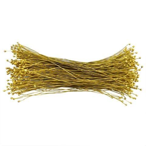 100 Gm Jewellery Fuse Wire Golden, Size 26 Gauge