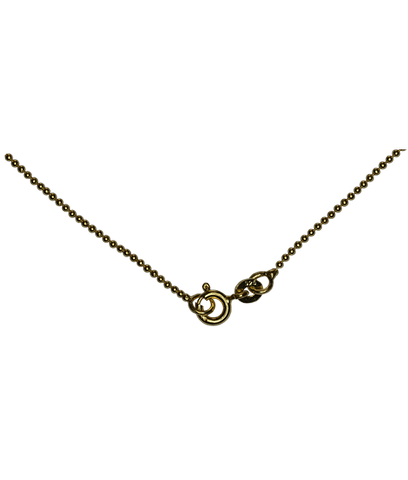92.5 Sterling Silver 1.25mm Ball Chain- 45 cms