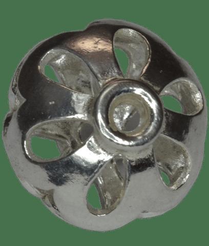 92.5 Sterling Silver Filigree Bead