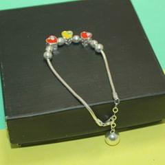 Love Heart Sterling Silver Bracelets