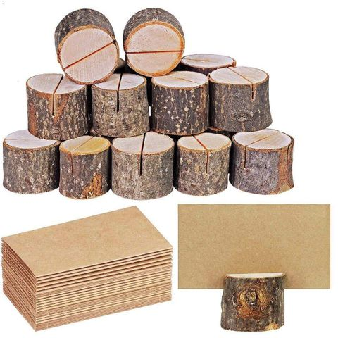 Wooden Piece Stand (Pack of 6 Pcs)