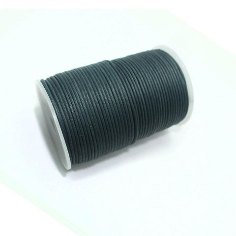100 Mtrs. Cotton Cord Teal 2mm