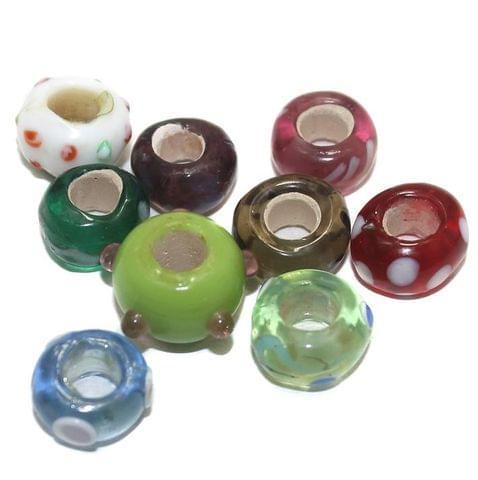 25 Pandora Beads Assorted