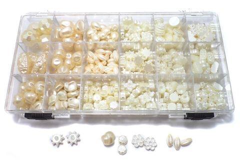 Jewellery Making Pearl Beads DIY Kit