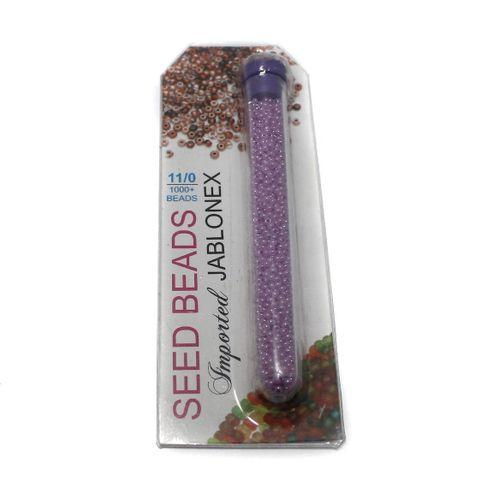 Preciosa seed Beads Ceylonese Pink Size 11/0