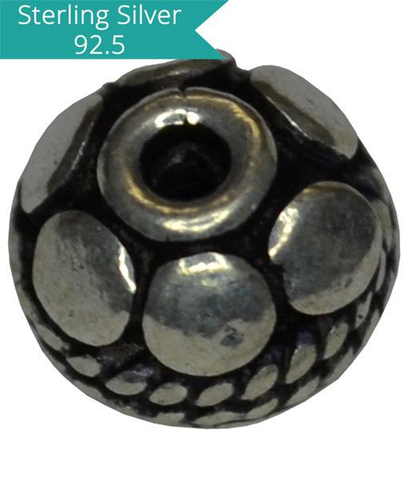 Sterling Silver 7mm Fine Bead