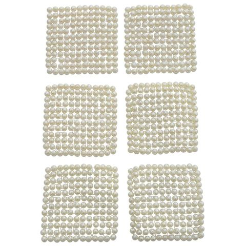 Buy 1 Get 1 Pack Free Big Square Pearl Sheet