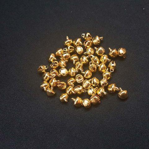 100 pcs, Golden Ghungroo By KTC