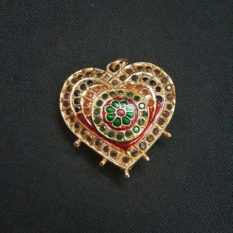 1 pc, Jadau Jewellery Pandel For Jewellery Making