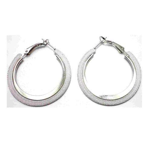 Fashion Earring For Girls Silver
