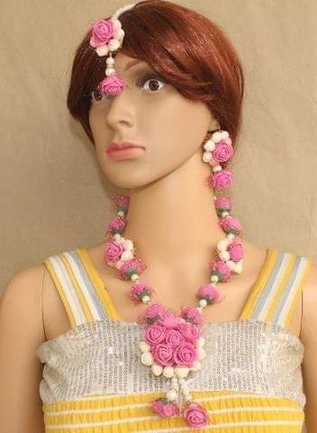 Gotta Patti Necklace Set For Girls and Women