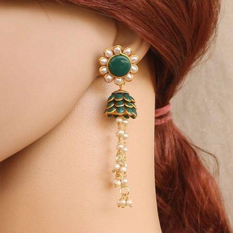 Designer Beaded Pacchi Earring