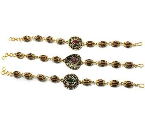 Rhinestone Bracelets Combo