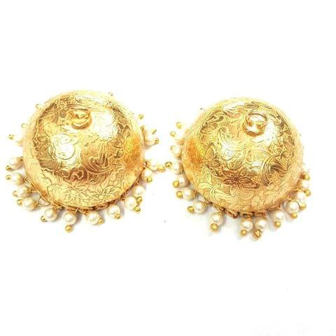 Metal Jhumki 26mm